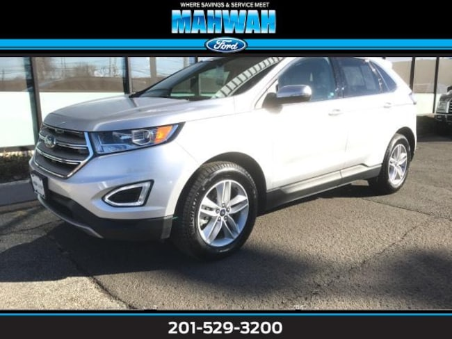 Certified Used 2018 Ford Edge SEL AWD Sport Utility in Mahwah