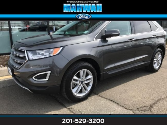 Certified Used 2016 Ford Edge 4dr SEL AWD Sport Utility in Mahwah