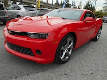 2014 Chevrolet Camaro 2LT LEATHER & SUNROOF Coupe
