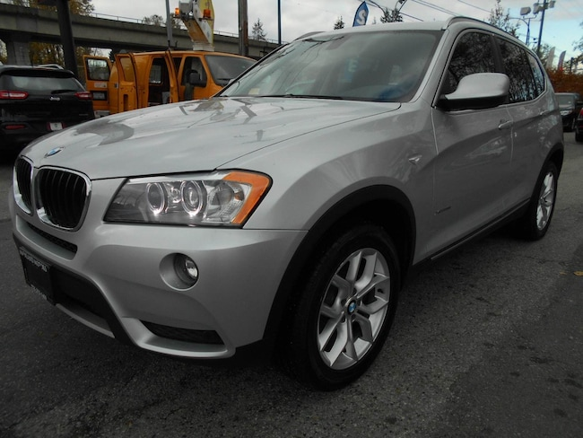 2013 BMW X3 xDrive28i PANO ROOF & LEATHER SUV