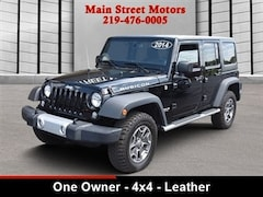 2014 Jeep Wrangler Unlimited Rubicon 4x4