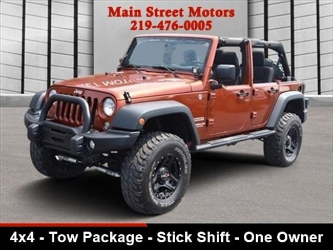 2014 Jeep Wrangler Unlimited Sport 4x4 Main Street Motors 1059 West St Valparaiso IN 46385 New cars used cars trucks lifted trucks ford chevy dodge ram gmc jaguar jeep kia linclon merceds benz nissan subaru Cars trucks suvs Portage chesterton Hobart beverly shores michicgan city westville alida wanatah malden lakes of the four seasons boone grove kouts hanna knox de motte wheatfield crown point merrillville schererville st. john cedar lake north judson financing bad credit