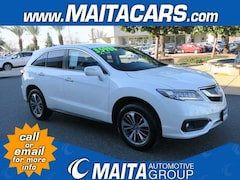 Used 2017 Acura RDX w/Advance Pkg AWD w/Advance Pkg in Sacramento CA