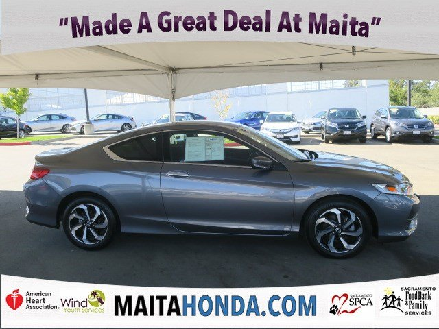 2016 Honda Accord Coupe LX-S I4 CVT LX-S