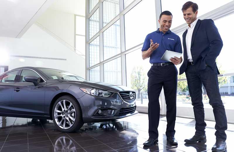 Maita Mazda Service Sacrato