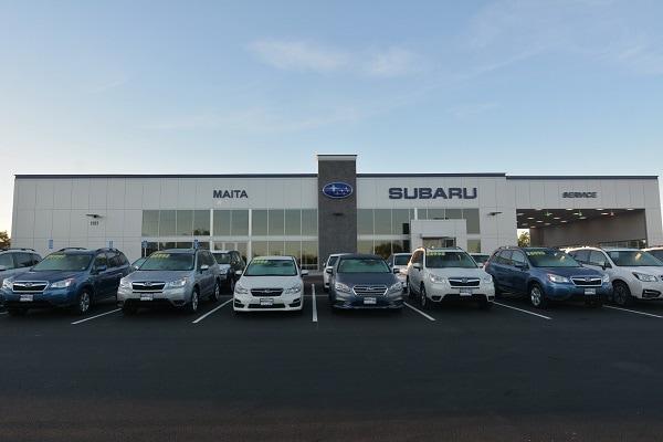 Maita Subaru | Subaru Dealer Serving Roseville, Citrus Heights, Elk