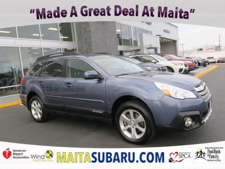 Used 2013 Subaru Outback 3.6R Limited Wagon for sale in Sacramento CA