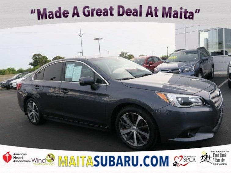New 2017 Subaru Legacy Limited 2.5i Limited for sale in Sacramento, California
