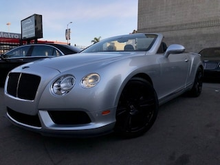 2015 Bentley Continental GT V8 Convertible