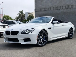 2016 BMW M6 Competition Package Convertible