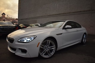 2016 BMW 6 Series 640i Coupe