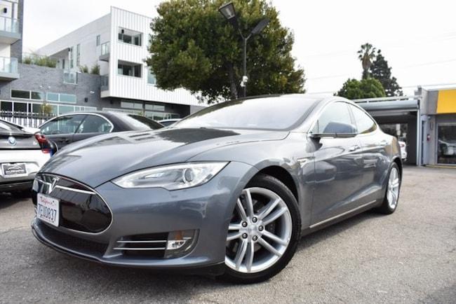 2014 Tesla Model S Base Sedan