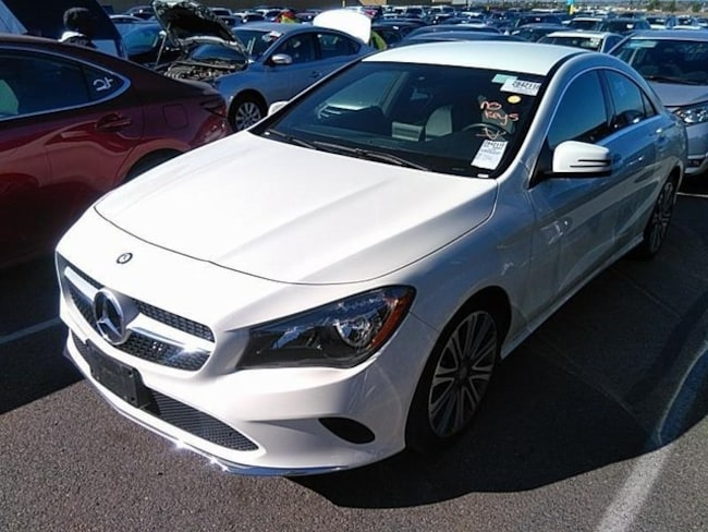 2017 Mercedes-Benz CLA CLA 250 Sedan