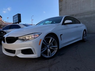 2015 BMW 4 Series 435i Coupe