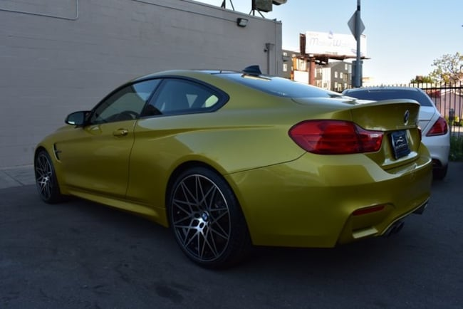 2016 BMW M4 *Executive Package* Coupe