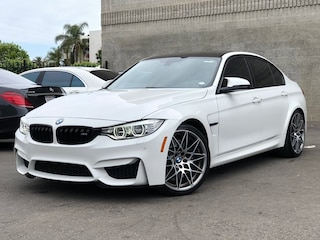 2017 BMW M3 Competition Package Sedan