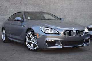 2016 BMW 6 Series 650i Coupe