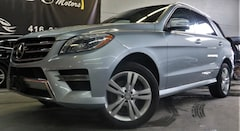 2015 Mercedes-Benz M-Class ML350 BlueTEC 4MATIC NAVIGATION, PANORAMIC ROOF SUV