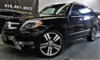 2015 Mercedes-Benz GLK NAVIGATION, PANORAMIC ROOF, AMG SPORT PKG SUV