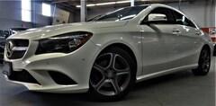 2015 Mercedes-Benz CLA CLA250 4MATIC NAVIGATION ROOF PARKING SENSORS  Coupe