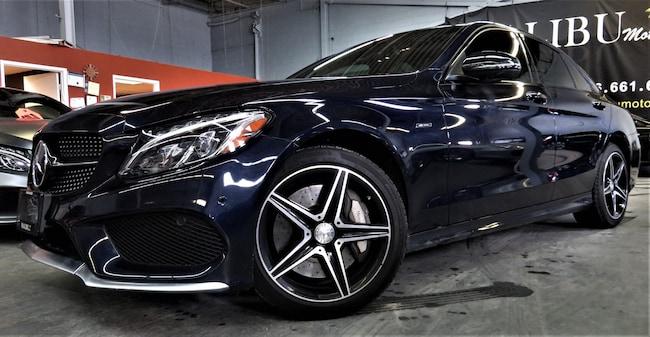 2016 Mercedes-Benz C-Class AMG HEADS UP DISPLAY, NAVIGATION Sedan
