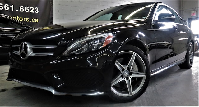 Used 2015 Mercedes-Benz C-Class For Sale at Malibu Motors