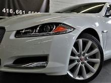 2014 Jaguar XF 3.0L LUXURY SPORT Sedan
