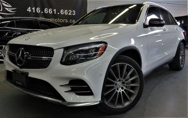 2017 Mercedes-Benz AMG GLC 43 AMG GLC43  PANORAMIC ROOF LOADED  SUV