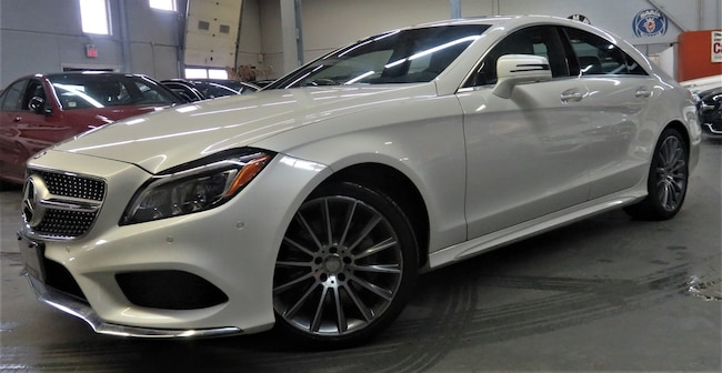 2015 Mercedes-Benz CLS CLS400 4MATIC AMG PKG, MASSAGING SEATS, Sedan