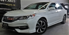 2017 Honda Accord EX-L LEATHER ROOF Sedan