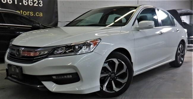 2017 Honda Accord EX-L LEATHER ROOF Sedan