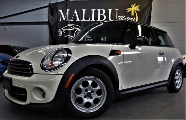Used 2012 Mini Cooper For Sale At Malibu Motors Vin Wmwsu3c56ct257492