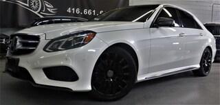 2014 Mercedes-Benz E-Class E350 4MATIC CUSTOM AMG PKG MASSAGING SEAT Sedan