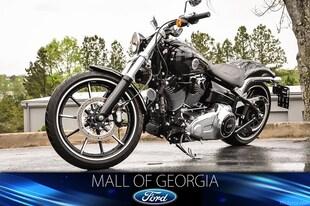 2016 Harley-Davidson Breakout Motorcycle