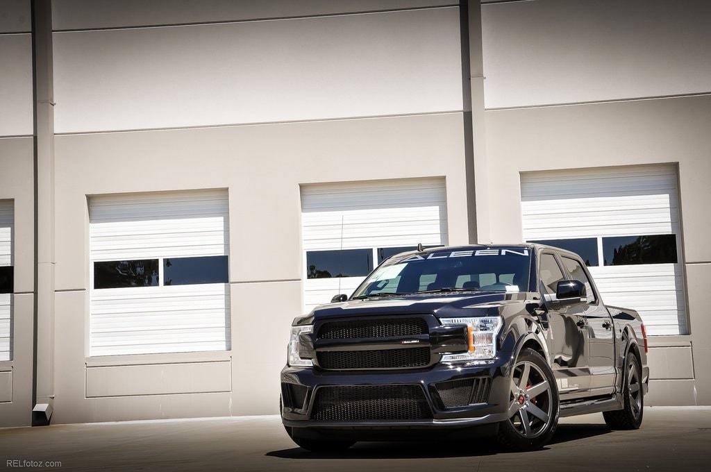 2019 Ford F-150 SALEEN SPORTRUCK Truck SuperCrew Cab