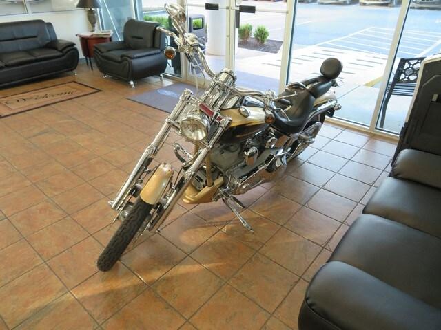2003 Eagle Screamin Eagle Eagle Motorcycle