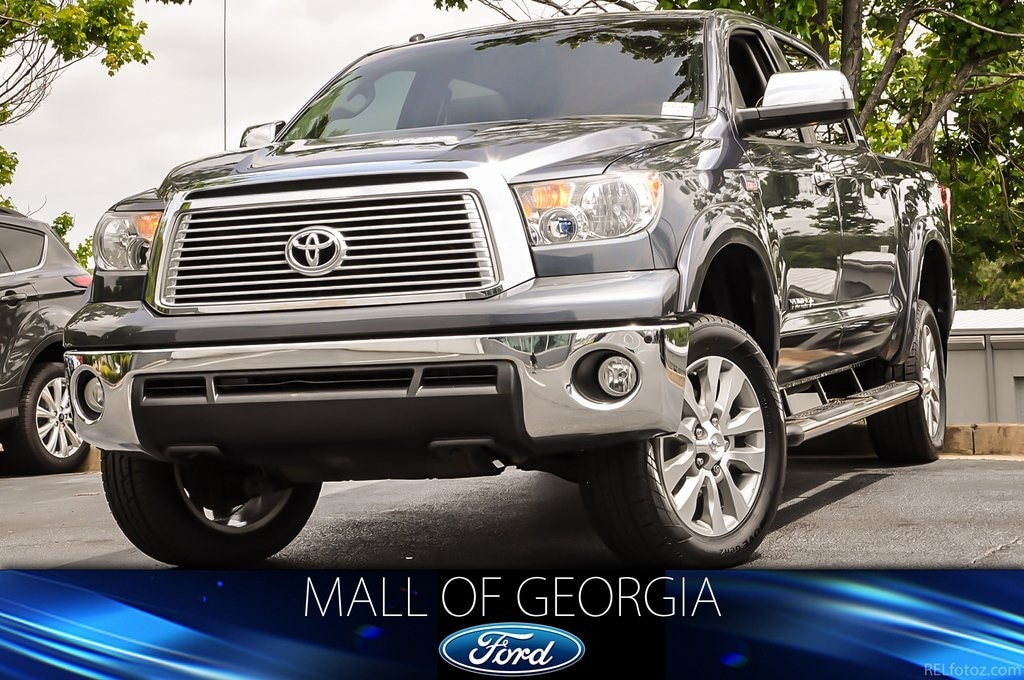2010 Toyota Tundra Limited 4WD Truck