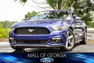 2016 Ford Mustang V6 RWD Coupe