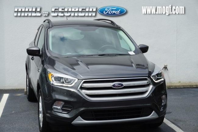 2018 Ford Escape SEL FWD SUV