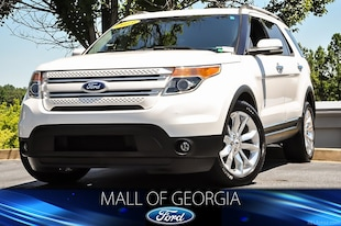2013 Ford Explorer Limited FWD SUV