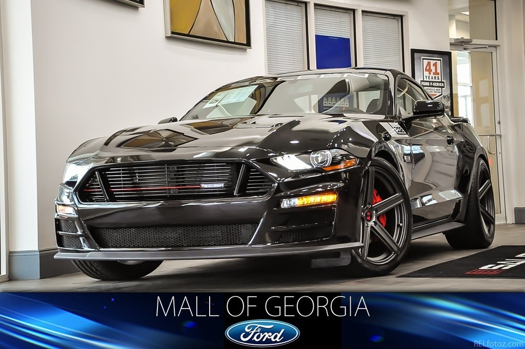 2019 Ford Mustang SALEEN 302 Coupe