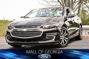 2018 Chevrolet Malibu LS FWD Sedan