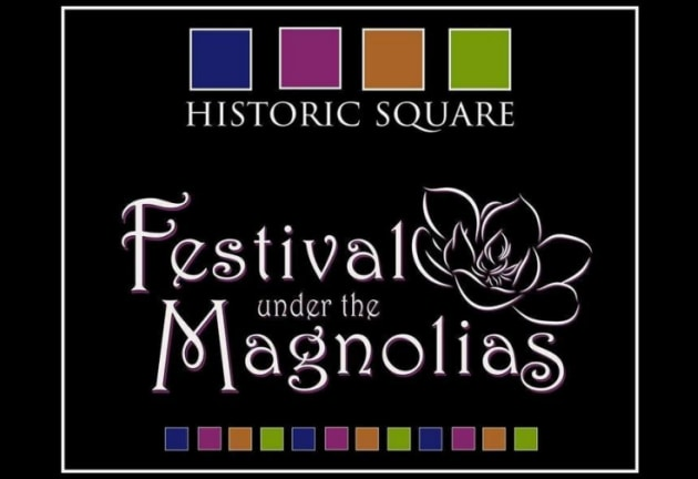 Festival Under the Magnolias in Stone Mountain