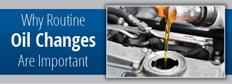 Ford Oil Change Information
