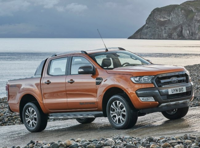 European 2016 Ford Ranger