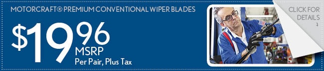 Wiper Blade coupon Coupon, Buford