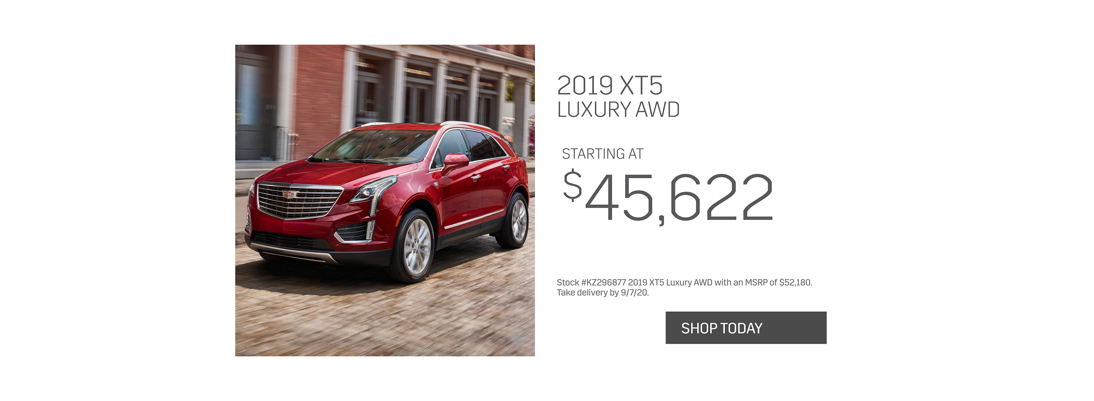 New and Used Cadillac Dealership | Malloy Cadillac ...