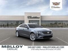2020 CADILLAC CT4 Premium Luxury Sedan