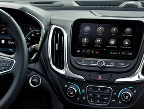 Chevrolet Infotainment: Enjoy every ride
