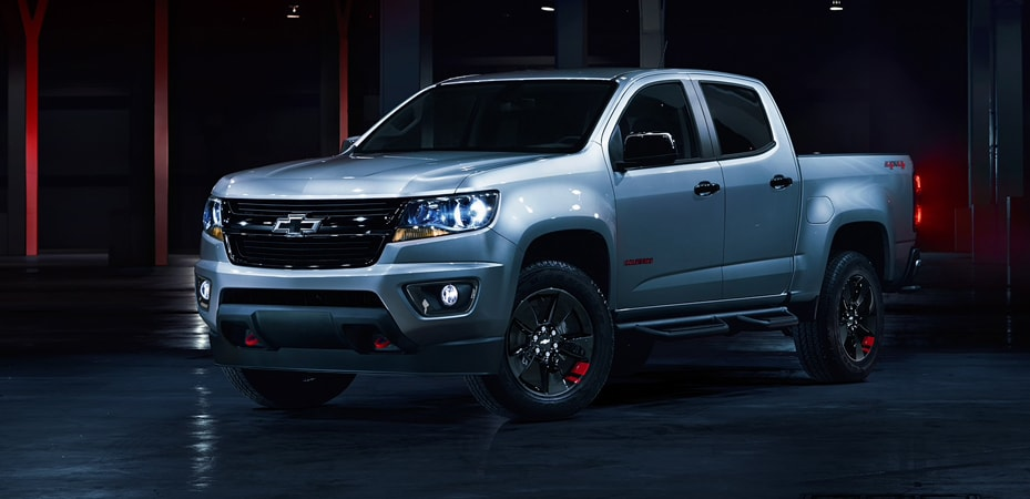 2020 CHEVROLET COLORADO WINCHESTER